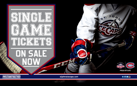 IceCaps 2016-17 Season Tickets