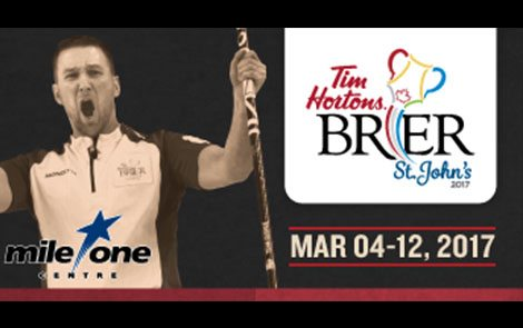 St. John's named to host 2017 Tim Hortons Brier
