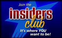 Join the insider club