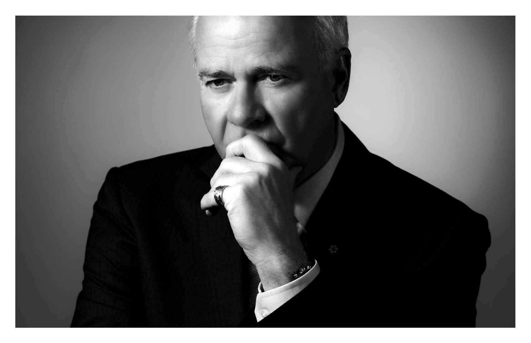 PETER MANSBRIDGE: THE STORIES BEHIND THE STORIES