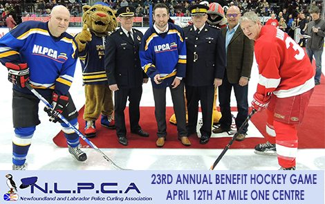 NLPCA 23rd Annual Benefit Hockey Game