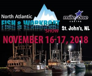 North Atlantic Fish & Workboat Show