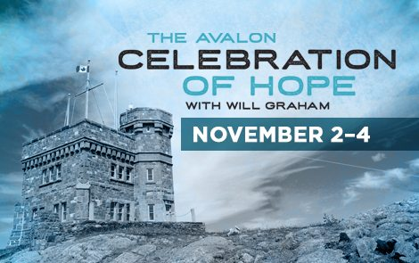 Avalon Celebration of Hope with Will Graham