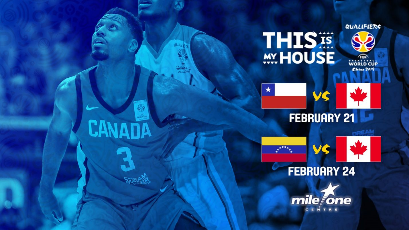 FIBA BASKETBALL WORLD CUP QUALIFIER