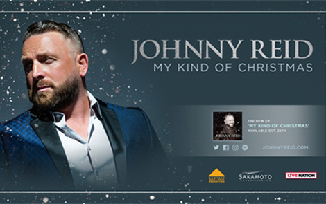 Johnny Reid 2019