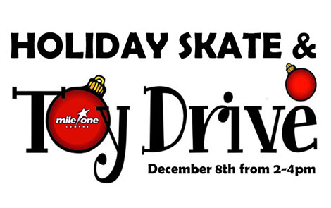 Holiday Skate & Toy Drive